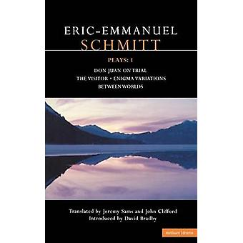 Schmitt Plays 1 Don Juan on Trial the Visitor Enigma Variations Between Worlds by Schmitt & EricEmmanuel