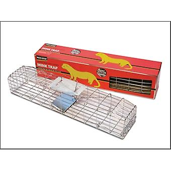 Pest-Stop systemen Mink Cage Trap 30 in
