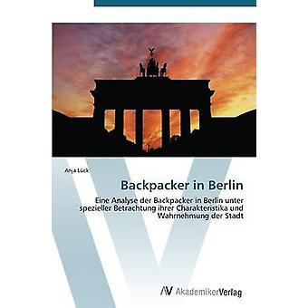 Backpacker i Berlin av Lck Anja