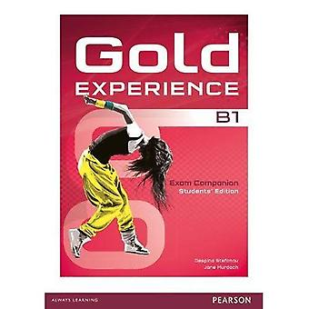 Gold Experience B1+ Companion for Greece (Gold Experience)
