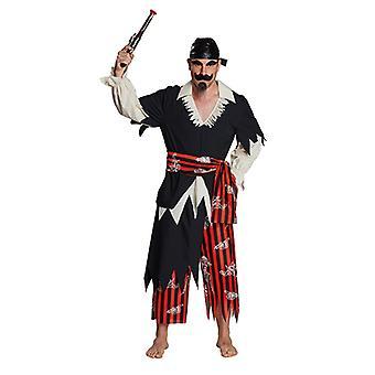 Costume de pirate boucanier Pirate Costume Costume de Pirate des Caraïbes pour les hommes