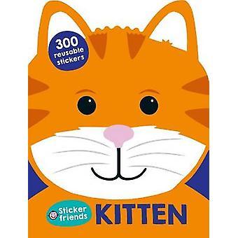 Sticker Friends - Kitten by Roger Priddy - 9780312519650 Book