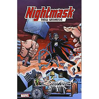 Nightmask - New Universe by Nightmask - New Universe - 9781302912574 Bo
