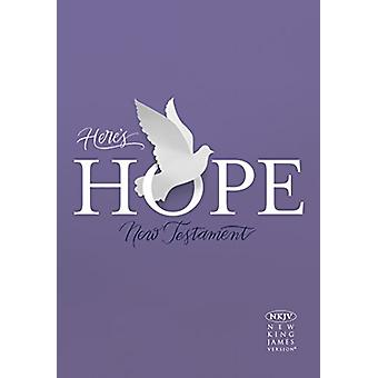 NKJV Here's Hope New Testament by Holman Bible Staff - 9781462766215
