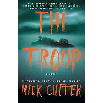 The Troop by Nick Cutter - 9781501144820 Book