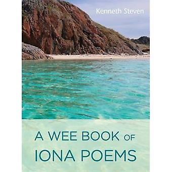 A Wee Book of Iona Poems by Kenneth Steven - 9781849524230 Book