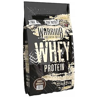 Warrior Whey Double Chocolate 1000 g (Sport , Muscle mass , Proteins)