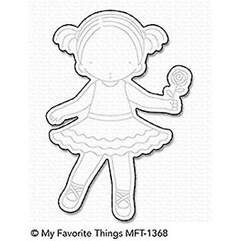 My Favorite Things Tu-tu Sweet Die-Namics (MFT-1368)