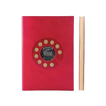 Signature A5 Retro Sketchbook Fine Italian PU Soft Cover, Various Designs