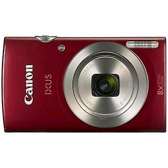 Canon ixus 185 20 megapixel zoom ottico 8x rosso