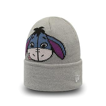 Ny æra baby spædbarn vinter hat Beanie-I-AAH æsel