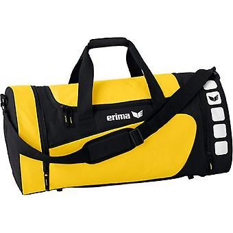 Erima Sports Bag - Sports Bag Unisex-Adult - New Royal/Black - L