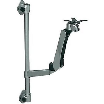 Monitor wall mount 25,4 cm (10) - 76,2 cm (30) Swivelling/tiltable, Swivelling Xergo Superflex Workstation