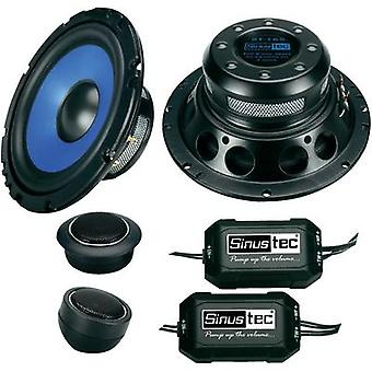 2 way flush mount speaker set 300 W Sinustec ST-165