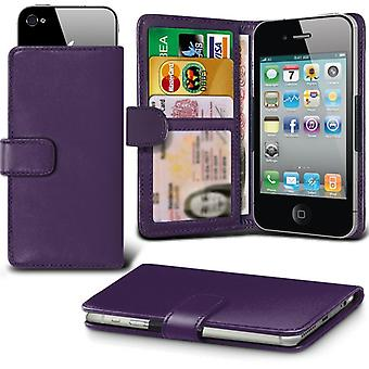 ONX3 (Dark Purple) Lenovo P2 Case Premium PU Leather Universal Spring Clamp Wallet Case with Camera Slide, Card Slot Holder and Banknotes Pocket