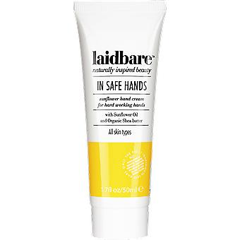Laidbare In Safe Hands Sonnenblumenhandcreme
