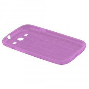 Made for Samsung protective case for Samsung Galaxy S3 TPU case - purple