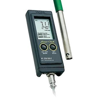 Hanna Instruments HI 991001 digital pH measurement equipment -2 to +16 pH