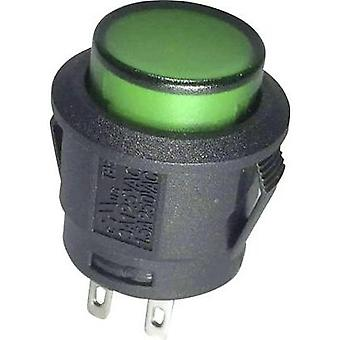 Pushbutton 250 Vac 6 A 1 x Off/(On) SCI R13-527AL-02GN momentary 1 pc(s)