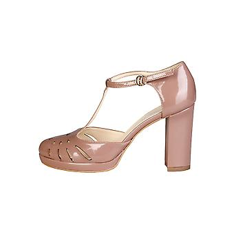Made in Italia Women Pumps Heels Pink