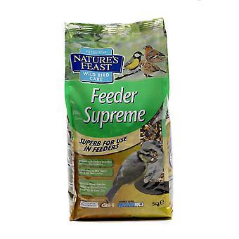 Natures Feast Feeder Supreme 5kg