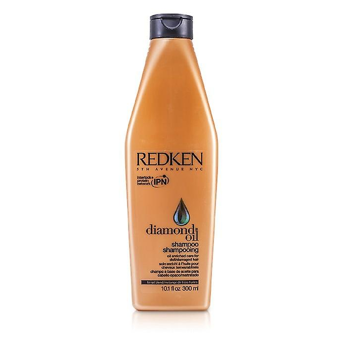 Redken Diamond Oil Shampoo (For Dull, Damaged Hair) 300ml/10.1oz