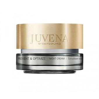 Juvena Prevent & Optimize Sensitive Night Cream 50 Ml (Beauty , Facial , Moisturizers)