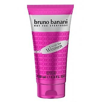 Bruno Banani Made For Woman Shower Gel 150 ml (Perfumes , Gels)