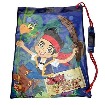 Officially Licensed | DISNEY | JAKE AND THE NEVERLAND PIRATES | SWIM BAG