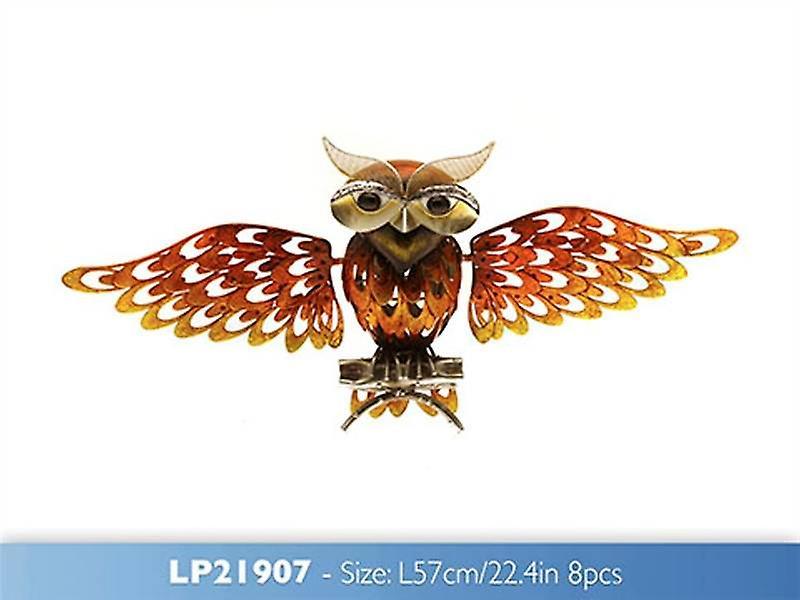 Metallica Open Wing Owl