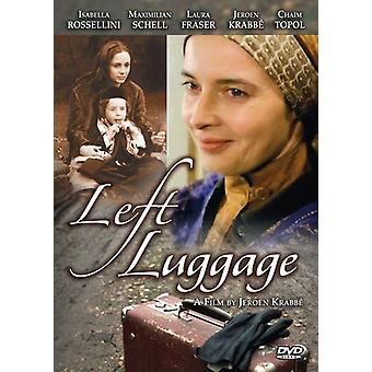 Venstre bagage [DVD] USA importerer