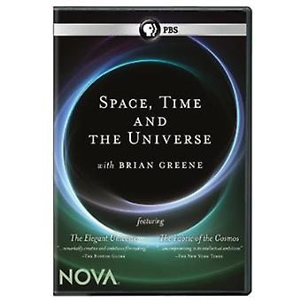Space Time & the Universe with Brian Green [DVD] USA import