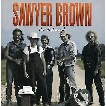 Sawyer Brown - grusvej [CD] USA importerer