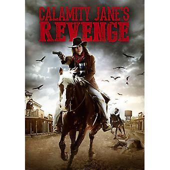 Calamity Jane hævn [DVD] USA importerer