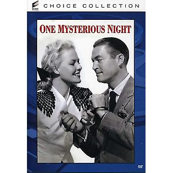 One Mysterious Night [DVD] USA import