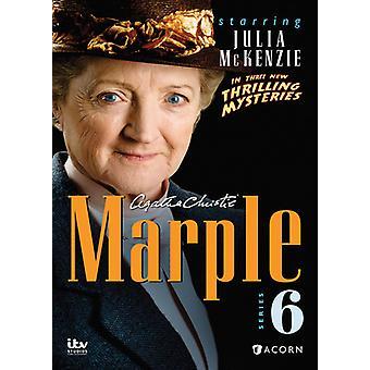 Agatha Christie's Marple: Series 6 [DVD] USA import
