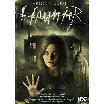 Haunter [DVD] USA import