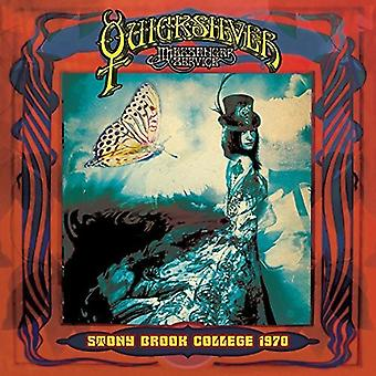 Quicksilver Messenger Service - Stony Brook College New York 1970 [Vinyl] USA importeren