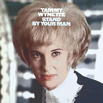 Tammy Wynette - Stand by Your Man [CD] USA import