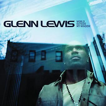Glenn Lewis - World Outside My Window [CD] USA import