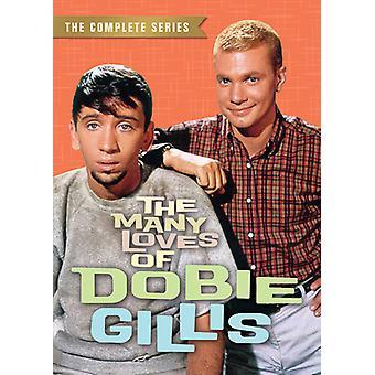 Viele lieben von Dobie Gillis: komplette Serie [DVD] USA Import