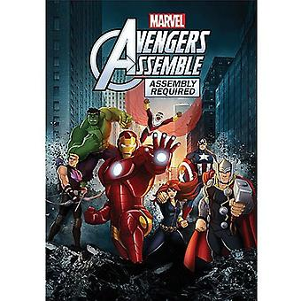 Marvels Avengers Assemble: Assembly Required [DVD] USA import