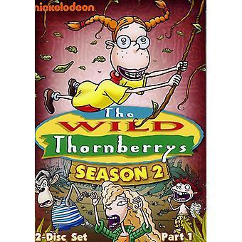野生の Thornberrys - 野生の Thornberrys: シーズン 2 その 1 【 DVD 】 USA 輸入
