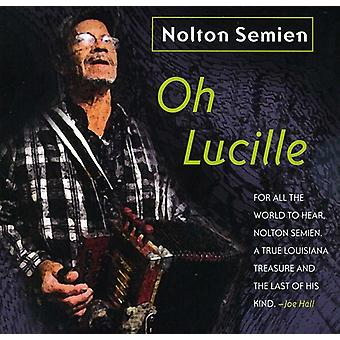 Nolton Semien - Oh Lucille [DVD] USA import