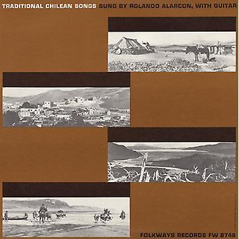 Rolando Alarcn - traditionella chilenska låtar [CD] USA import