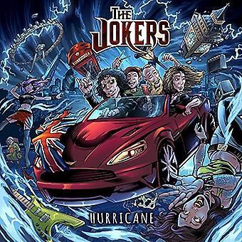 Jokere - orkanen [CD] USA importerer