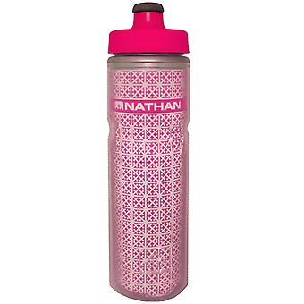 Nathan Fire & Ice Bottle 600ml Trinkflasche 4420NVK Pink