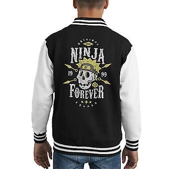 Ninja Forever Naruto Kid uniwerek kurtka