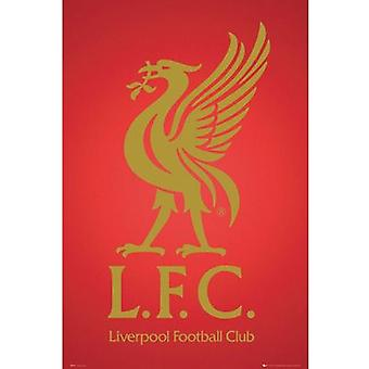 Liverpool Poster Crest 43