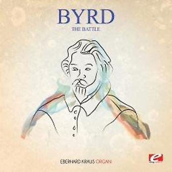 Byrd - Battle [CD] USA import